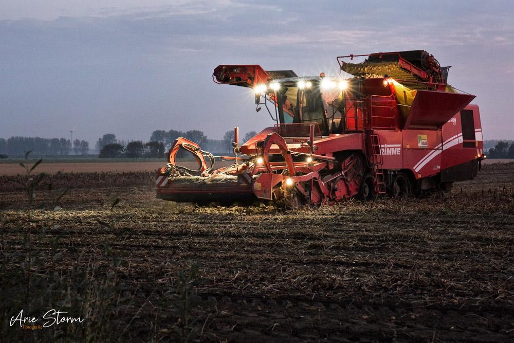 Fotografie Arie Storm maakt foto's voor de agrarische sector in Tholen