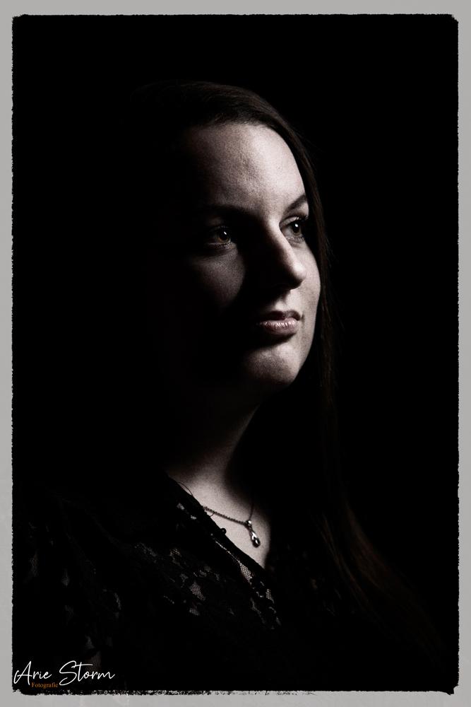 Portret door Arie Storm Fotografie